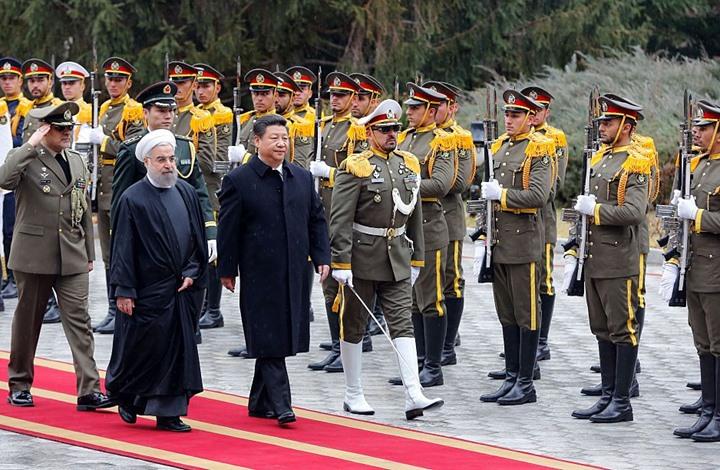 NYT: اتفاق اقتصادي أمني ضخم بين الصين وإيران يهدّد أمريكا