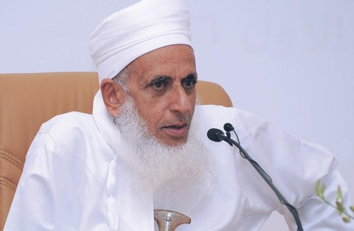 مفتي عمان يهاجم تطبيع الإمارات: لا تساوموا على الأقصى