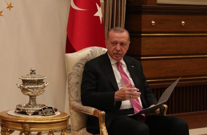 أردوغان: حكومة طالبان غير شاملة ولا حاضنة لجميع الأطياف