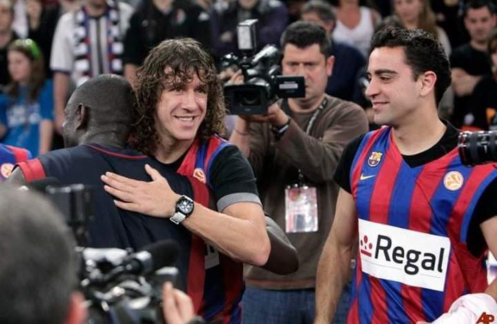 الرئيس السابق لبرشلونة ينصح تشافي بعدم تدريب النادي.. لماذا؟