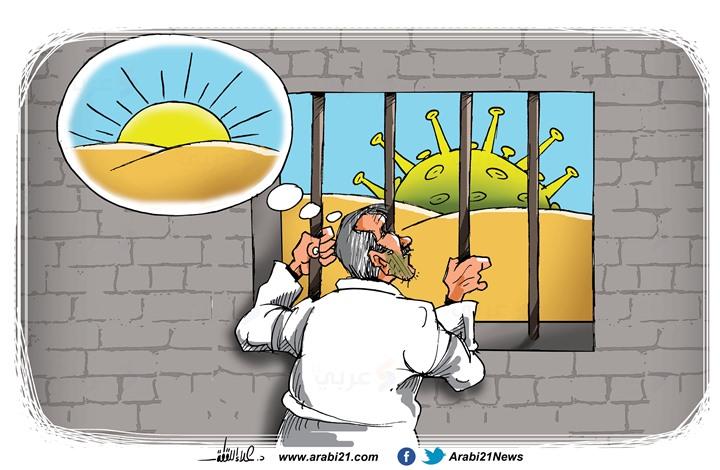 كورونا وسجون الاحتلال