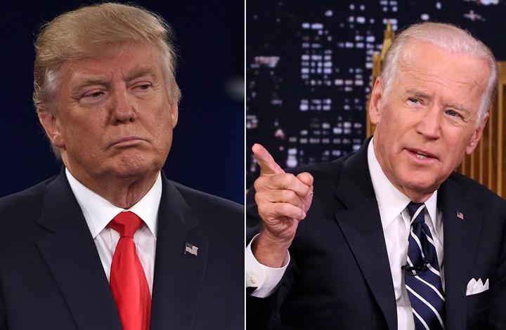 ترامب: الصين ستستولي على أمريكا إذا فاز بايدن