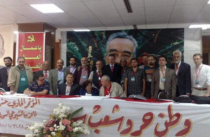 اليسار السوري بين النزوع التغييري وعطالة الأيديولوجيا (1من2)