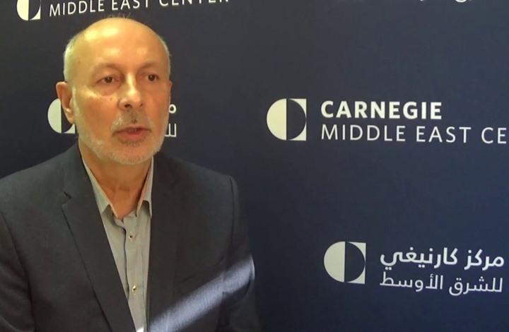عربي21  تحاور يزيد صايغ حول انقلاب الجيش بمصر (ج1)
