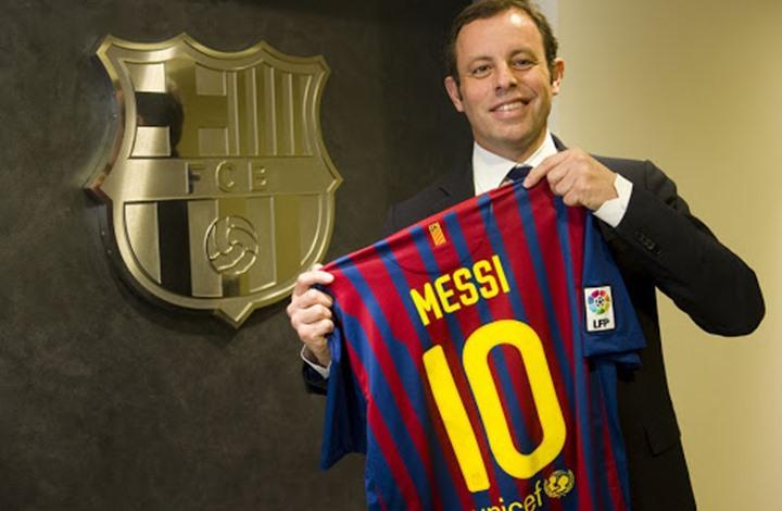 روسيل: ميسي سيرحل عن برشلونة في هذه الحالة