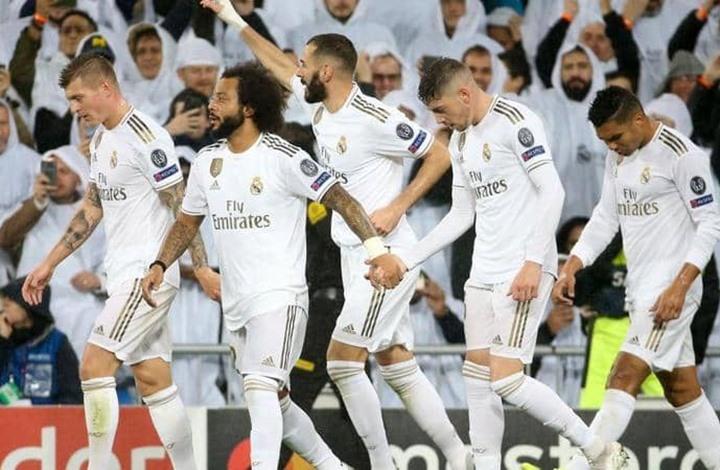 ركلة جزاء تقود ريال مدريد لتحقيق فوز صعب على خيتافي