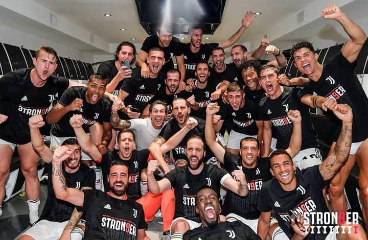 """يوفنتوس يحرز لقب """"الكالتشيو"""" بعد الفوز على سامبدوريا"""