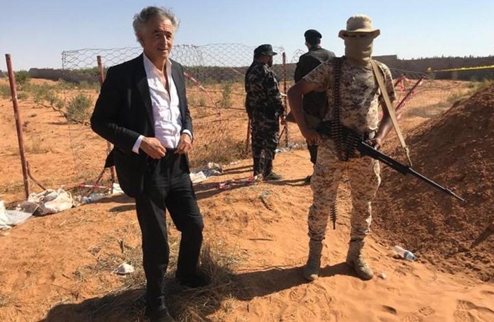 ماذا تعرف عن برنارد ليفي الذي أثار جدلا بزيارته لليبيا؟