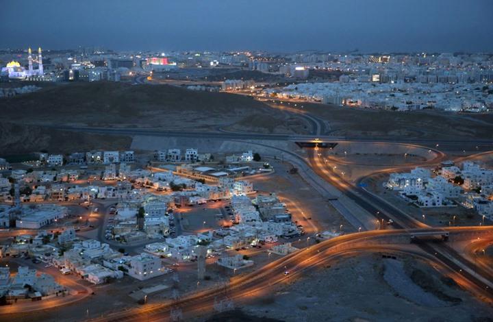 """مباحثات تركية عمانية.. وجدل حول """"قاعدة عسكرية"""""""