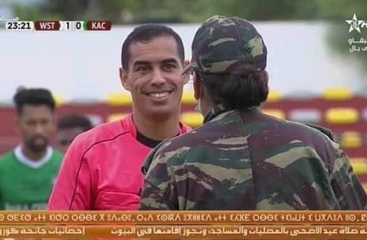 بعد 20 دقيقة من اللعب.. إيقاف مباراة بالمغرب بسبب كورونا