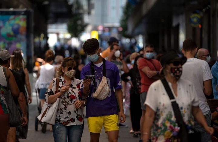 كورونا ينتشر مجددا بأوروبا.. والصحة العالمية: لا لقاح قريب