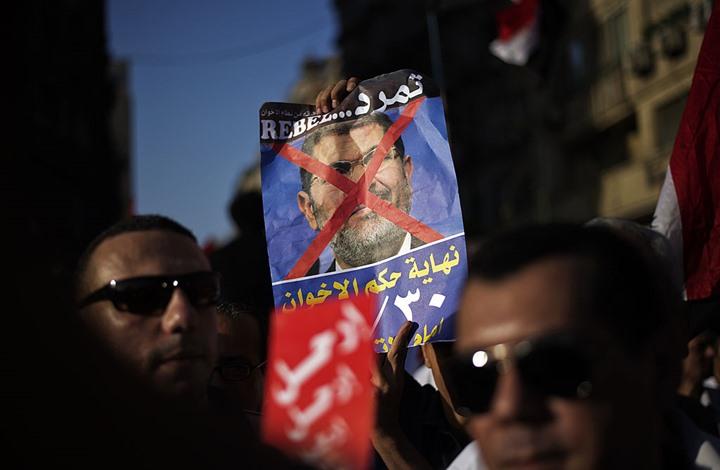 """كيف أنهى السيسي """"تمرّد"""" التي ساهمت بالانقلاب على مرسي؟"""