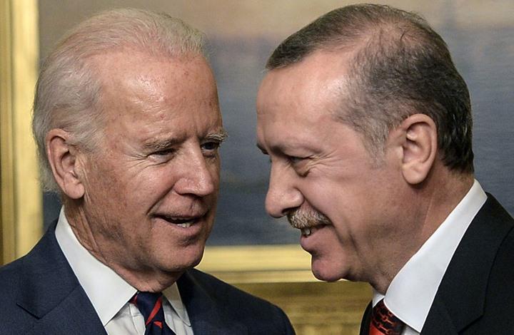 """صحيفة : لهذا لا تحبذ تركيا فوز """"بايدن"""" بالرئاسة الأمريكية"""