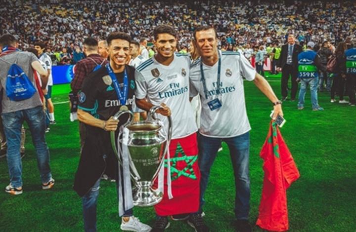حكيمي يودع ريال مدريد برسالة مؤثرة.. ماذا قال فيها؟