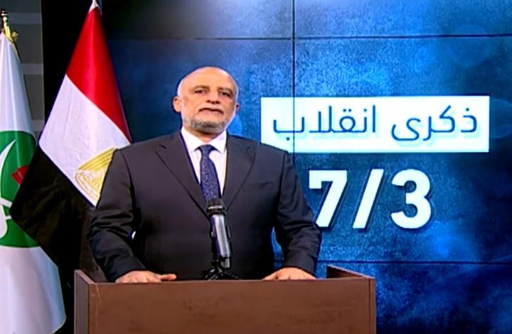 إخوان مصر: أيادينا ممدودة للجميع.. ولا اعتراف بالانقلاب