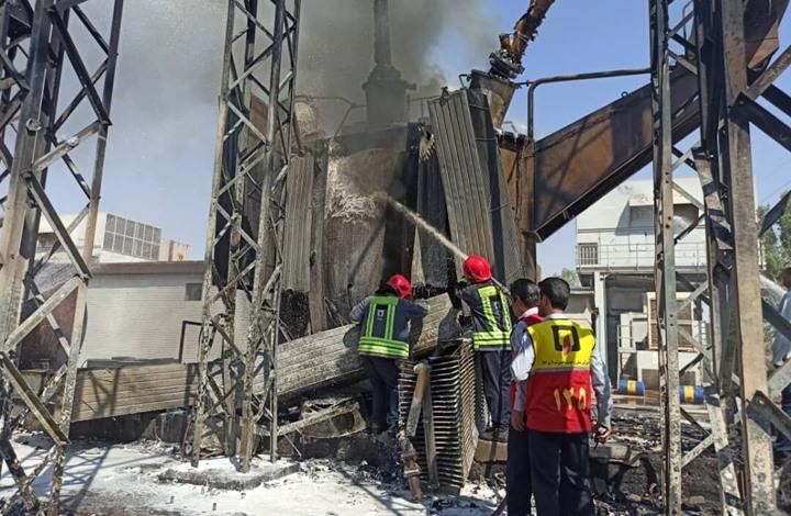 سلسلة تثير شكوكا.. انفجار ثالث بإيران خلال أسبوع (شاهد)