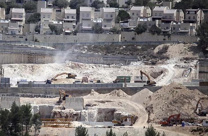 خبير: 3 أهداف وراء ضم كتل استيطانية شرقي القدس