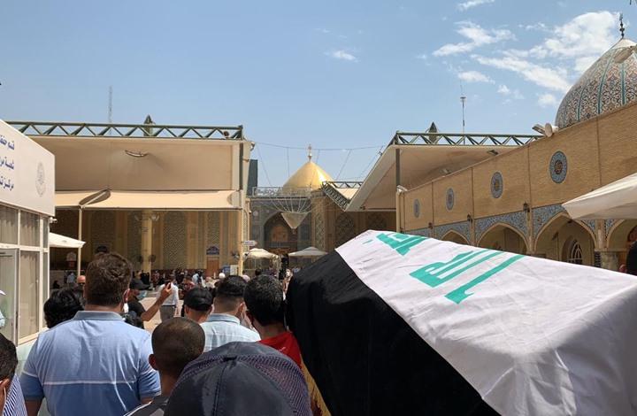 حكومة العراق: جهات هربت قتلة الهاشمي بعد يوم من اغتياله