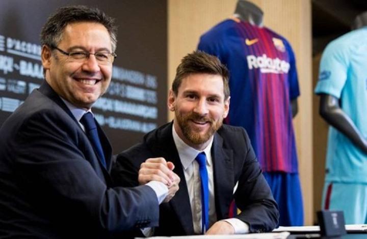 لهذا السبب قرر ميسي تجميد مفاوضات تمديد عقده مع برشلونة
