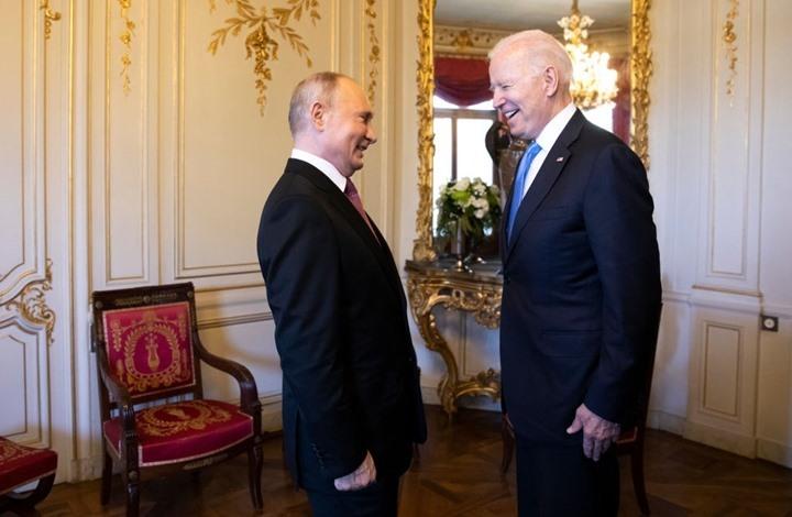 """بايدن يهاتف بوتين ويطلب منه مجددا وقف """"برامج الفدية"""""""