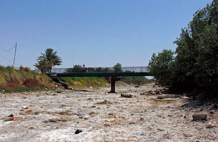 """""""إيران تقطع المياه"""" والعراق يهدد باللجوء للمجتمع الدولي"""
