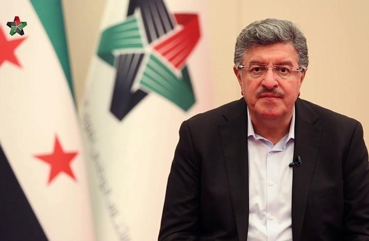 رئيس الائتلاف السوري الجديد يحدد سياسته: اليد ممدودة