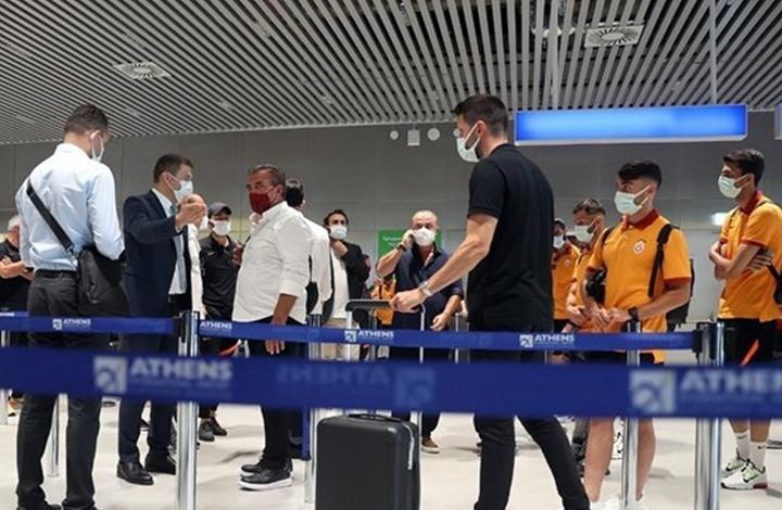 أزمة جديدة بين تركيا واليونان بسبب فريق لكرة القدم