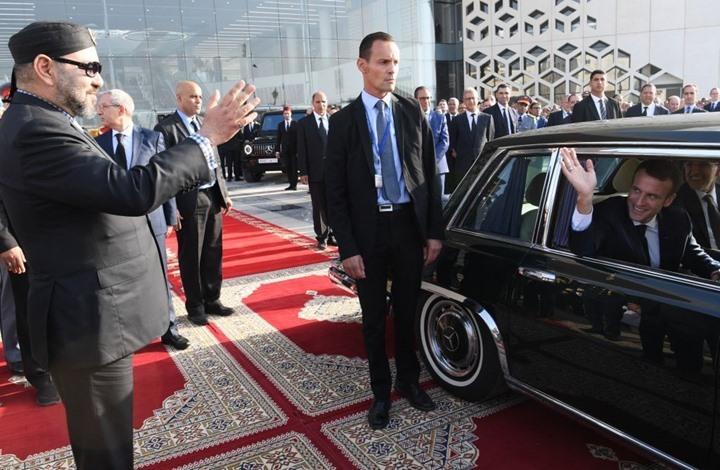 لوموند: هاتف ماكرون خضع لعملية تجسس لصالح المغرب