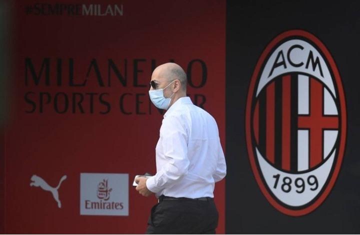 """""""مرض خطير"""" يصيب رئيس نادي ميلان الإيطالي"""
