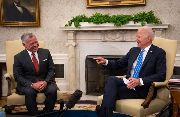 إغناطيوس: ملك الأردن الزعيم العربي المفضل لدى البيت الأبيض