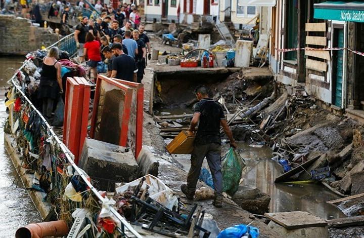 بايرن ميونيخ يتبرع لفائدة المتضررين من الفيضانات بألمانيا