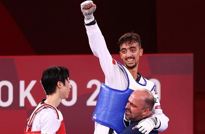 العرب يحصدون أول ميدالية في أولمبياد طوكيو (شاهد)