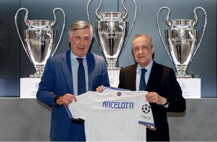 مدرب ريال مدريد: هؤلاء نصحوني بالتهرب الضريبي