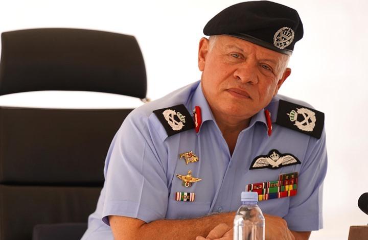 الملك عبدالله: الأردن تعرض لهجمات درونز حملت تواقيع إيرانية