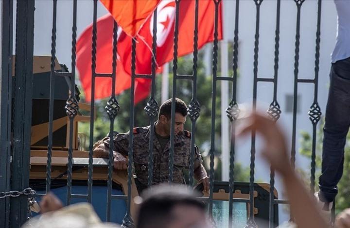 كوربين بالعربية: أحداث تونس تحمل كل بصمات الانقلاب