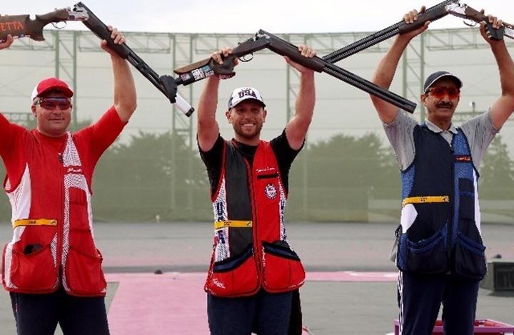 الرشيدي يتوج الكويت بميدالية أولمبية في طوكيو