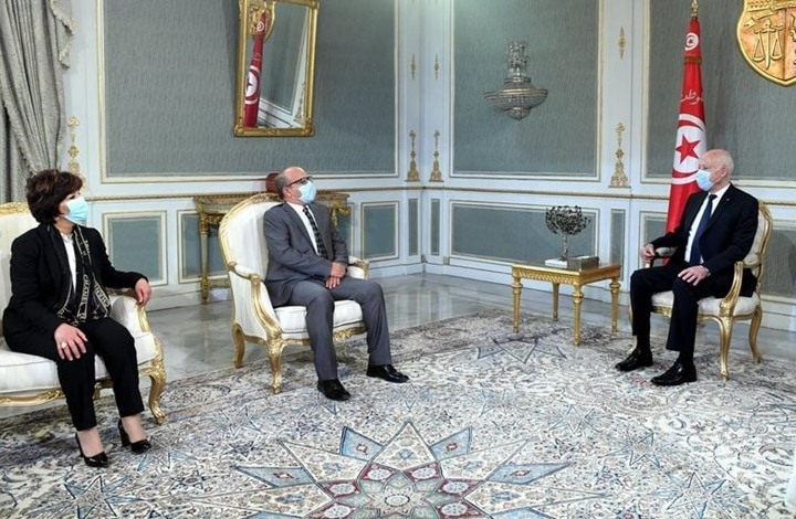 القضاء التونسي يبلغ قيس سعيد رفض التعدي على النيابة العامة