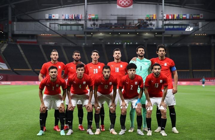 أولمبياد طوكيو.. منتخب مصر يبلغ ربع نهائي مسابقة كرة القدم