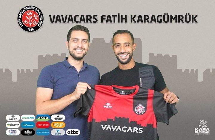 المغربي بنعطية ينتقل إلى الدوري التركي