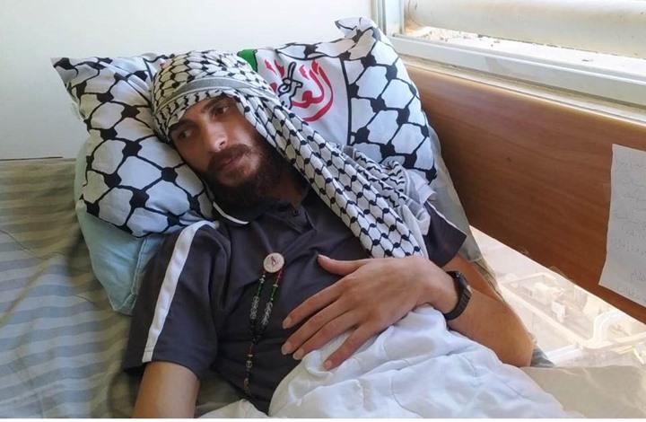 الأسير أبو عطوان ينتزع حريته بعد 65 يوما من الإضراب
