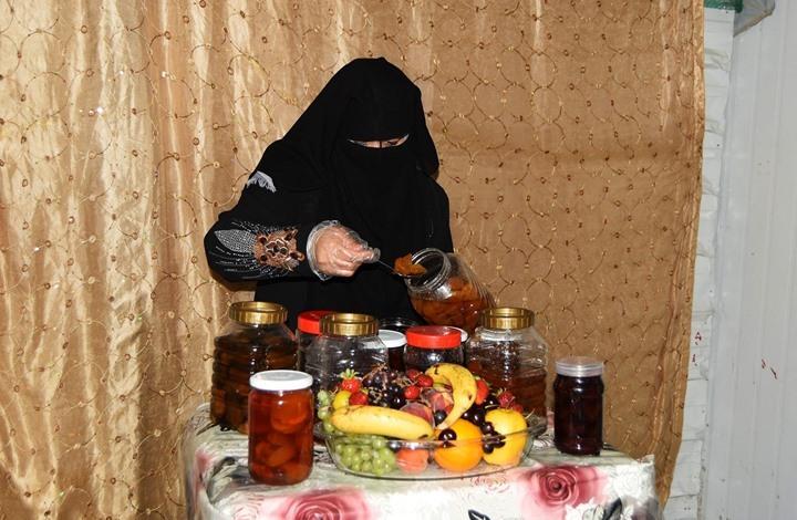 من المخيم إلى مدن الأردن.. لاجئ سوري يبيع منتجاته عبر الإنترنت