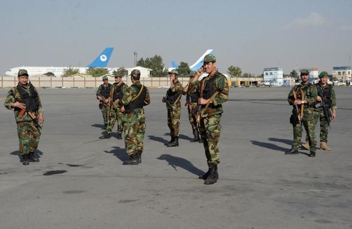 اجتماع تركي أمريكي بخصوص تأمين مطار كابول الأفغاني