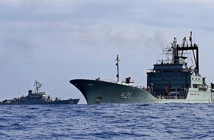 الجيش الأمريكي: إيران احتجزت سفينة في المياه الدولية