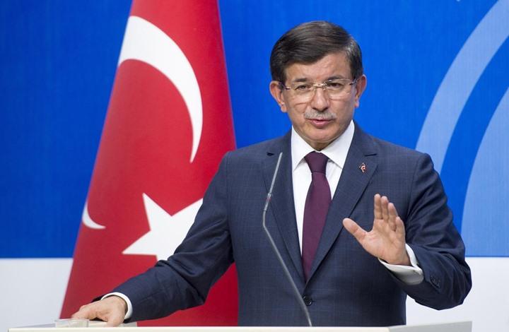 بعد شائعات.. ما موقف داود أوغلو من سياسة أردوغان بليبيا؟