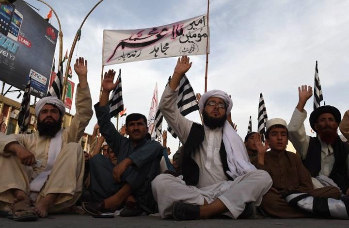 ما هي النتائج المحتملة لتقدم طالبان المتسارع؟