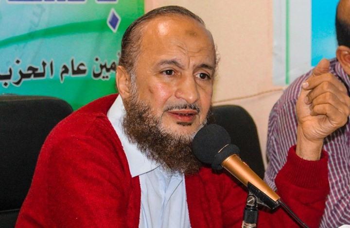 الجماعة الإسلامية تحمل سلطات الانقلاب مسؤولية وفاة دربالة