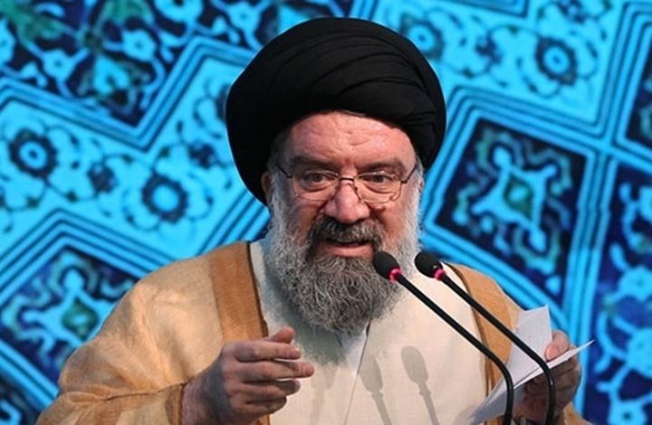 خاتمي يخطب جمعة طهران.. هاجم أمريكا وحرّضها على السعودية