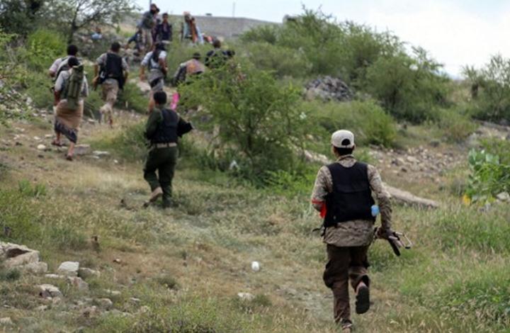 """الجيش اليمني يتقدم مجددا في تعز على حساب """"الحوثي"""""""