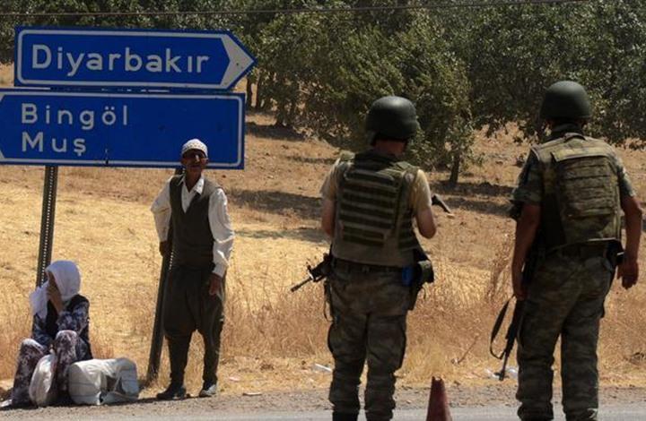 مقتل 5 جنود أتراك في هجوم لمسلحين أكراد جنوب شرق تركيا