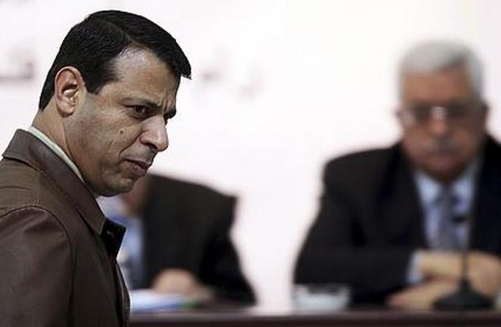 مصر والأردن والسعودية تدفع نحو مصالحة بين عباس ودحلان